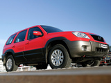Mazda Tribute AU-spec 2006–08 wallpapers