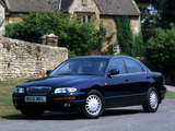 Images of Mazda Xedos 9 UK-spec 1993–99