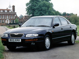 Mazda Xedos 9 UK-spec 1993–99 wallpapers