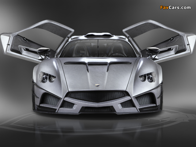 Mazzanti Evantra Millecavalli 2016 photos (640 x 480)