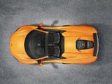 McLaren 650S Spyder 2014 images