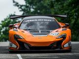 McLaren 650S GT3 2014 pictures