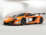McLaren 650S GT3 2014 wallpapers