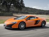 Pictures of McLaren 650S 2014