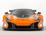 Pictures of McLaren 650S GT3 2014