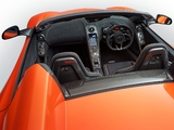 Pictures of McLaren 650S Spyder UK-spec 2014
