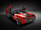 """Pictures of McLaren 650S Spyder """"Can-Am"""" 2015"""