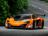 McLaren 650S GT3 2014 wallpapers