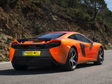 McLaren 650S 2014 wallpapers