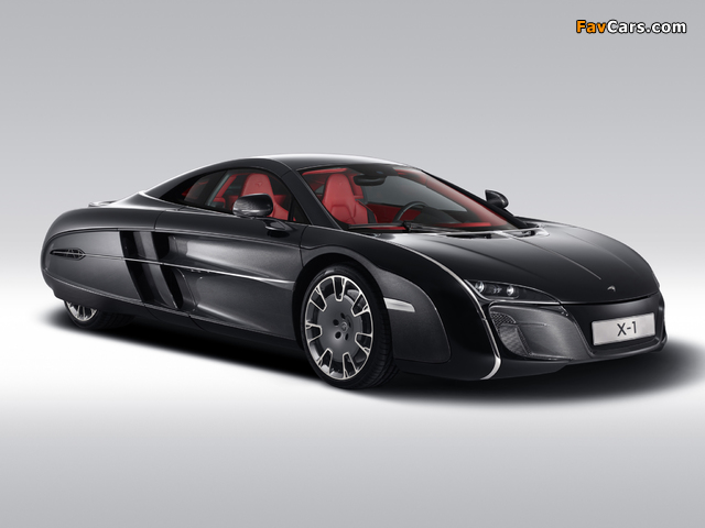 Images of McLaren X-1 Concept 2012 (640 x 480)