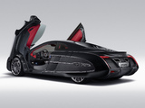 McLaren X-1 Concept 2012 wallpapers