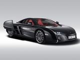 Pictures of McLaren X-1 Concept 2012