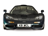 Images of McLaren F1 XP5 1993