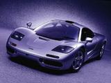 Images of McLaren F1 1993–98