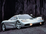 McLaren F1 Clinic Model 1992 wallpapers