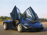 McLaren F1 XP5 1993 photos