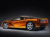 McLaren F1 1993–98 photos