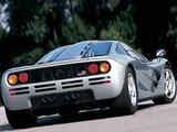 McLaren F1 1993–98 pictures