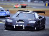 McLaren F1 GTR 1995–97 photos