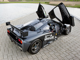 McLaren F1 GTR 1995–97 wallpapers