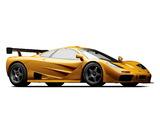 McLaren F1 LM 1996 images