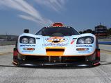 McLaren F1 GTR Longtail 1997 images