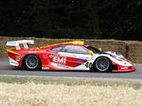McLaren F1 GTR Longtail 1997 photos