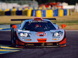 McLaren F1 GTR Longtail 1997 pictures