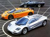 McLaren F1 photos