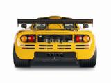 Photos of McLaren F1 LM XP1 1995