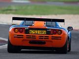 Photos of McLaren F1 GTR 1995–97