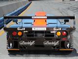 Photos of McLaren F1 GTR Longtail 1997
