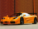 Pictures of McLaren F1 LM XP1 1995