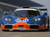 Pictures of McLaren F1 GTR 1995–97