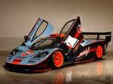 Pictures of McLaren F1 GTR Longtail 1997
