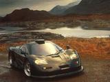 McLaren F1 GT 1997 wallpapers