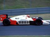 Images of McLaren MP4-2B 1985