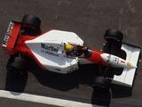 Images of McLaren Honda MP4-7 1992