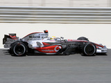 Images of McLaren Mercedes-Benz MP4-23 2008