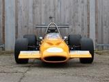 Images of McLaren M14A 1970