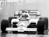 McLaren MP4-2 1984 wallpapers