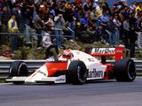 McLaren MP4-2B 1985 pictures