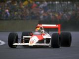 McLaren Honda MP4-4 1988 pictures
