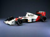 McLaren Honda MP4-5 1989 photos