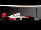 McLaren Honda MP4-5 1989 pictures