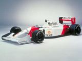 McLaren Honda MP4-7 1992 wallpapers