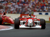 McLaren Mercedes-Benz MP4-10 1995 photos