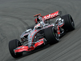 McLaren Mercedes-Benz MP4-22 2007 photos