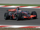 McLaren Mercedes-Benz MP4-22 2007 wallpapers