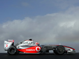 McLaren Mercedes-Benz MP4-24 2009 photos